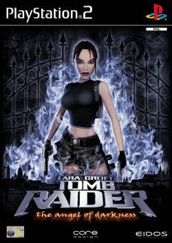 Tomb Raider Angel of Darkness Box Art