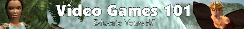 Video Games 101 - Main Banner